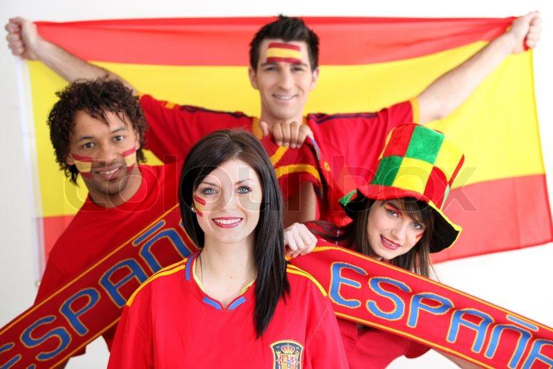 Spanien Junge