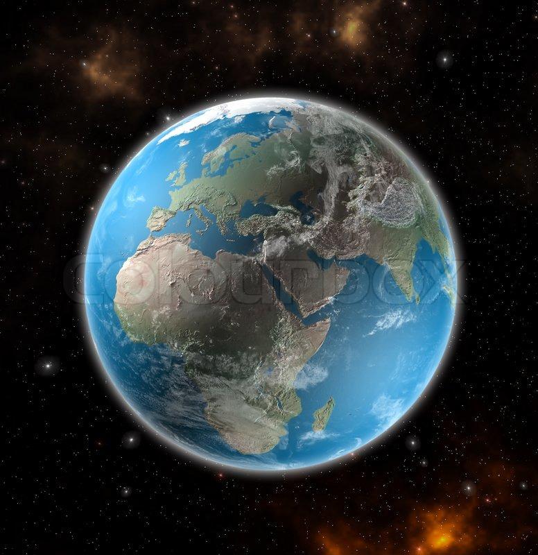 Erde Aus Dem All Live
