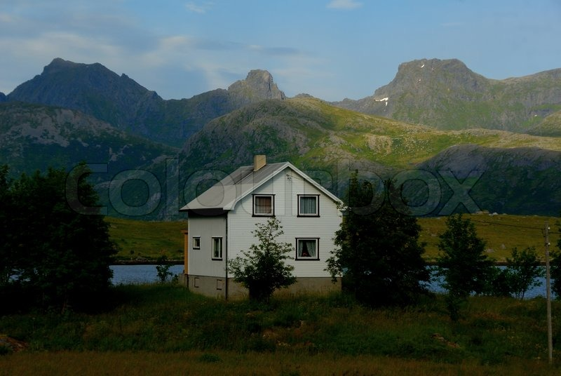 Stock image of 'lofoten, norway, nordland'