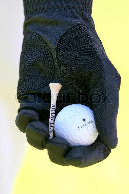Stock image of \'golf, people, ball\'
