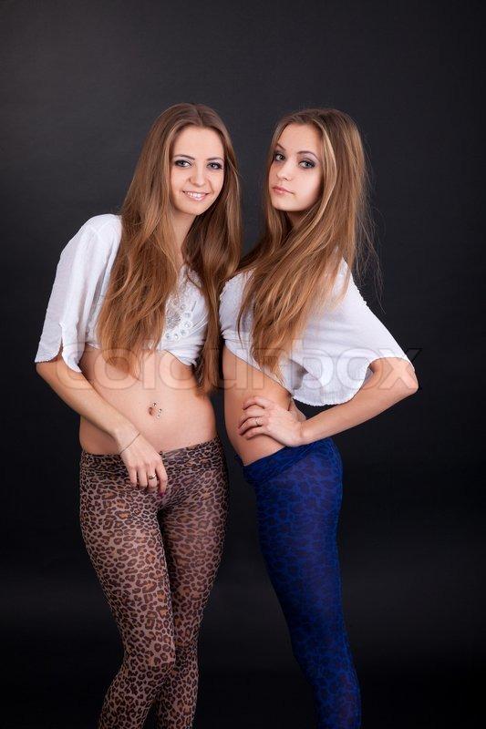 Lesbian twins free jpg