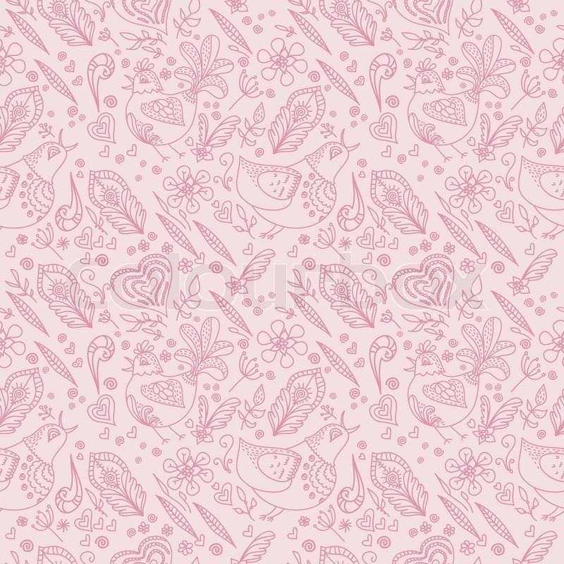 vector design template abstract pink background floral vintage background seamless retro patterns pink seamless background pink background texture