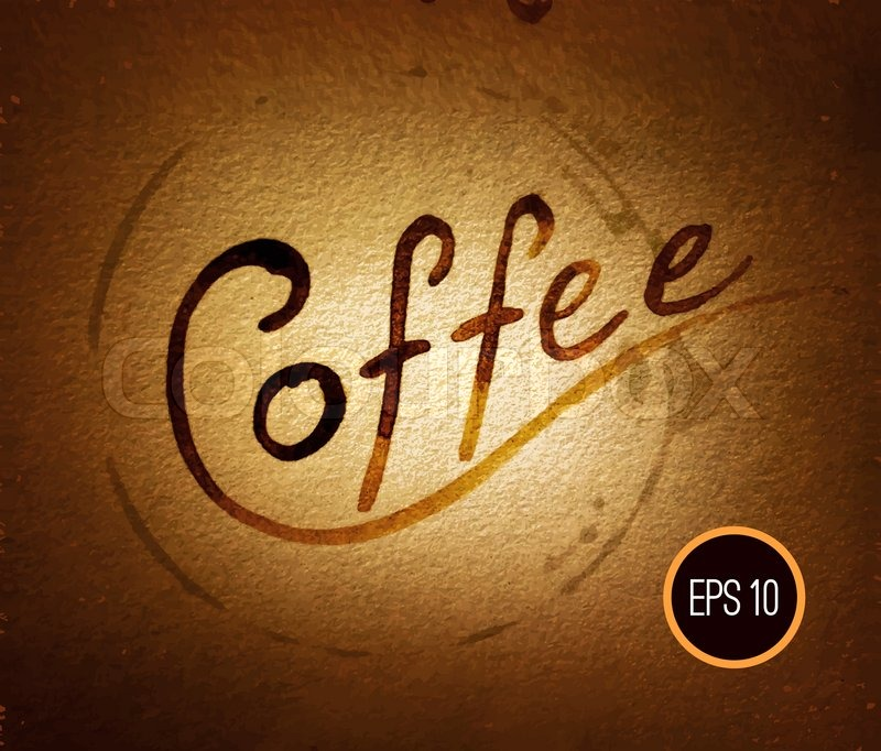 Coffee Illustration Coffee Design Coffee Art Coffee