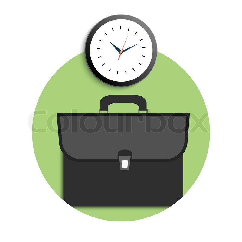 Open Briefcase Vector Stock Vector of 39 Briefcase And