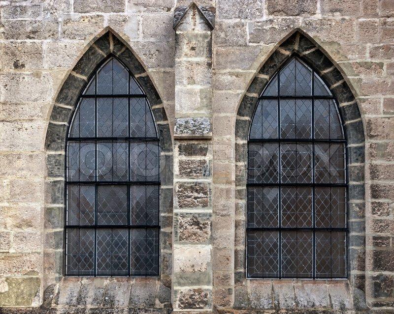 Alte Kirchenfenster