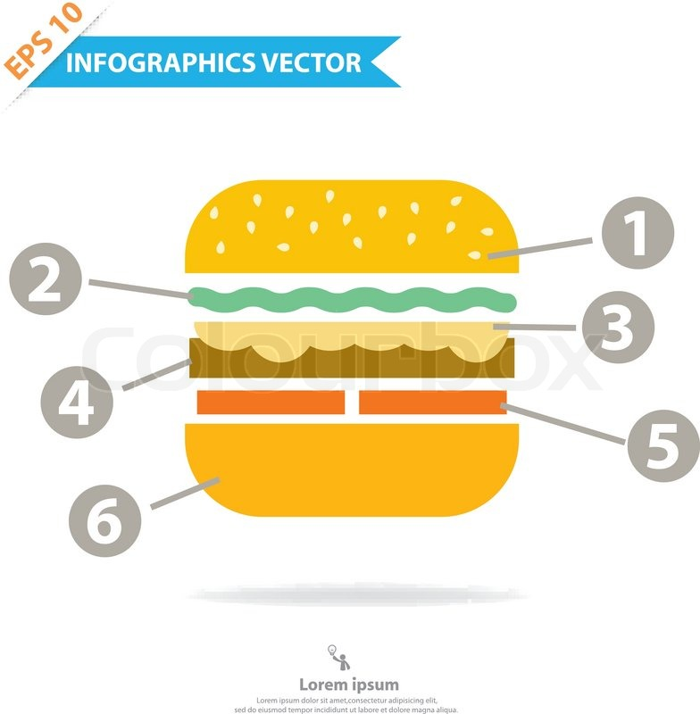 Colorful Vector Design For Workflow ...