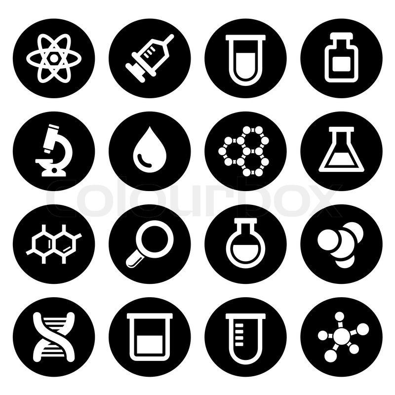 chemie symbole