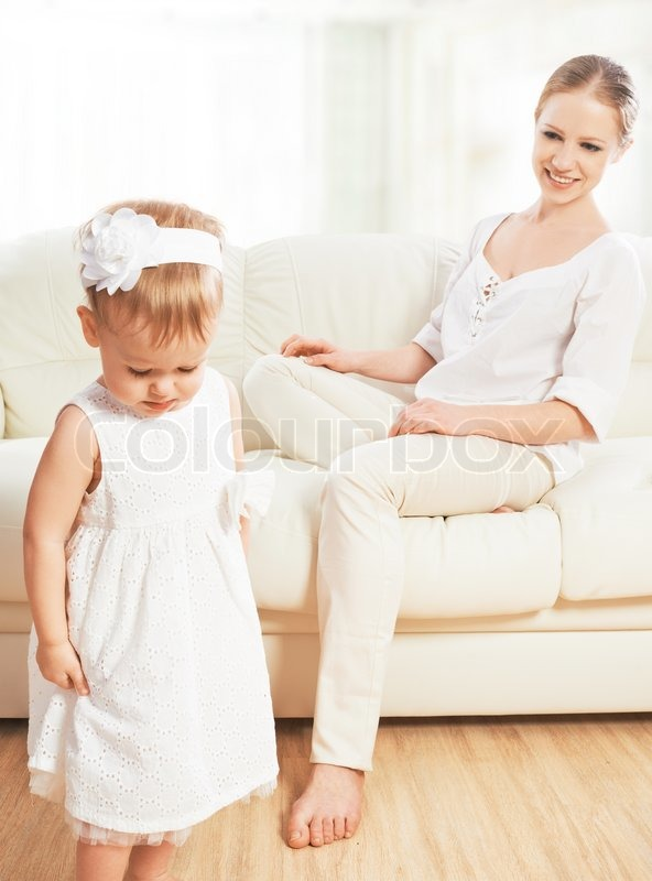 Tochter Bestraft