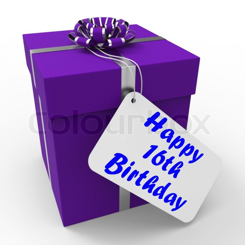 Happy 16th Birthday Gift Meaning ...