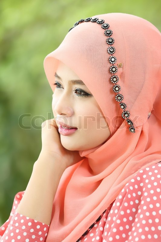 muslim hijab Girls with
