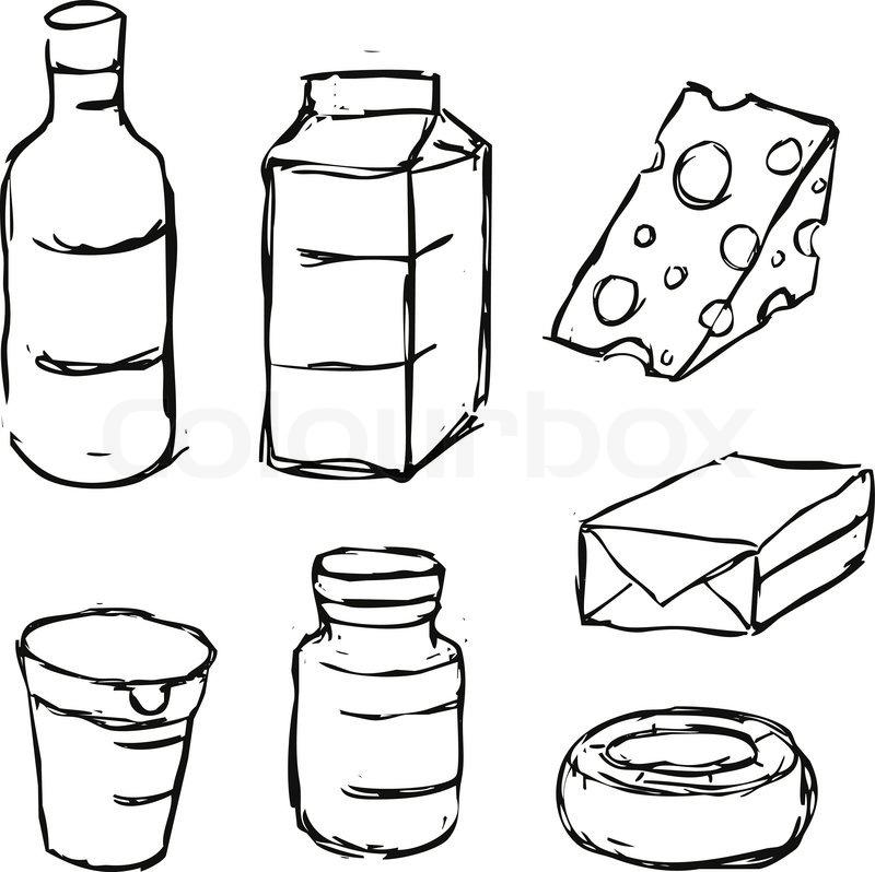 Milchprodukte Joghurt Butter Margarine Milch K 228 Se
