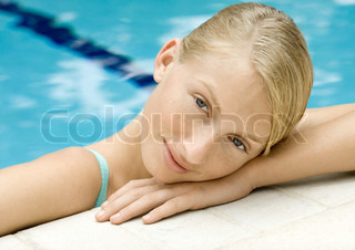 Image of 'swimming, teen, teens'