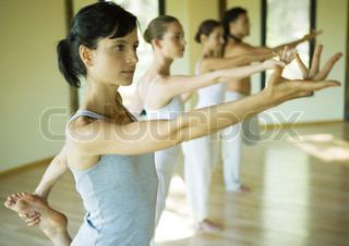 Image of 'yoga, woman, women'