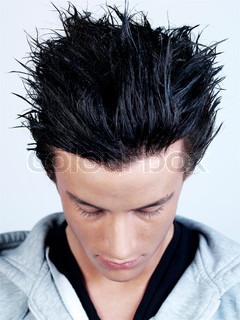 Image of 'hair, portrait, hairstyle'
