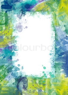Water colour background