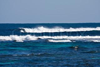Billede af 'ocean, oceaner, uden'
