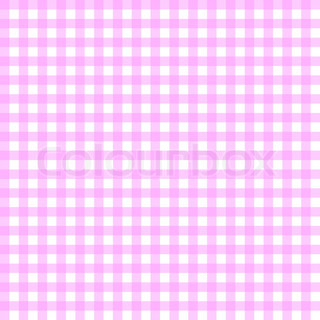Seamless pink tablecloth pattern