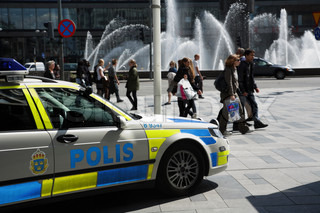 Image of 'police, sweden, swedish'