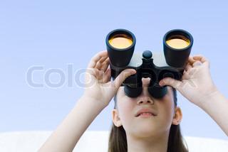 Image of 'binoculars, binocular, kids'