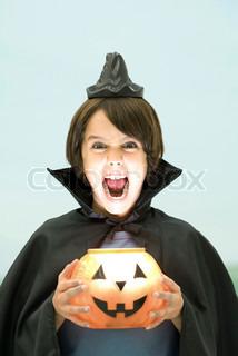 Image of 'halloween, monster, childhood'