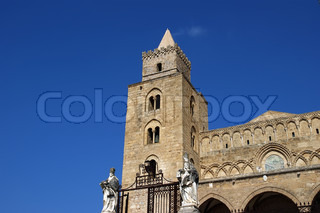 The Cathedral-Basilica of Cefalu, is a Roman Catholic church in Cefalu, Sicily, southern Italy.