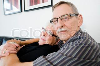 Billede af 'senior, pensionist, par'