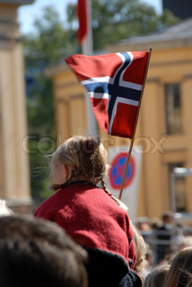 Image of 'norway, flag, national day'