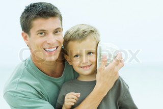 Image of 'father, families, single parent'