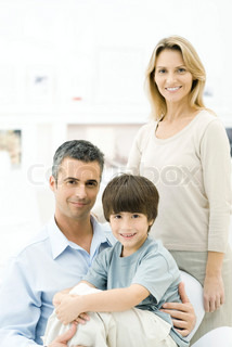 Image of 'family, father, happiness'