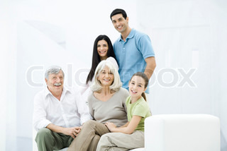 Image of 'family, families, 35'