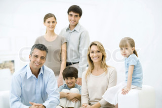 Image of 'generation, six, families'