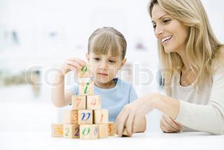 Bild von 'generation, 35, Spielzeug Ziegel'