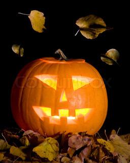 Billede af 'halloween, efteråret, autumn'