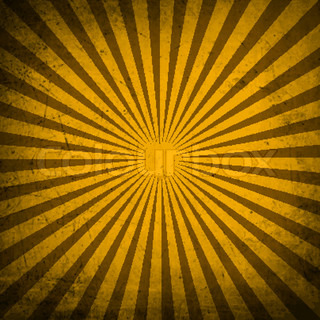 Vintage template. Rays. Abstract background with a blank texture.