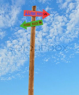 wooden post nude male female beaches