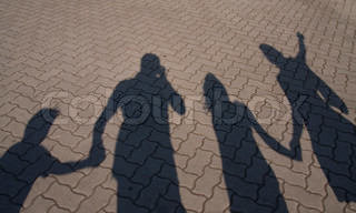 Shadow of a family