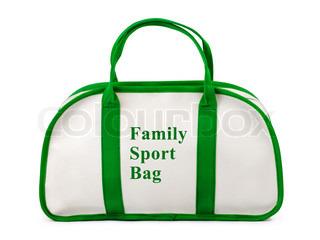 Family sport bag