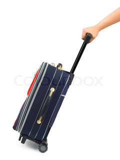 Travel case and hand
