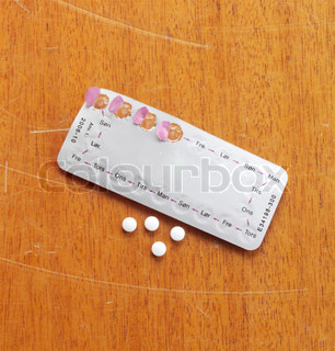 Contraceptive tablets