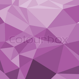 Abstract purpleTriangle Background