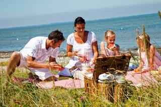 Billede af 'picnic, familie, ude'