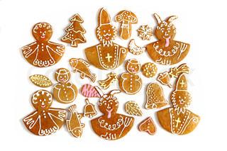 traditional czech gingerbread