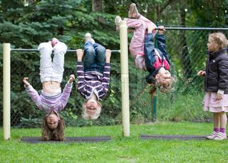 Billede af 'legeplads, børnehave, børn'