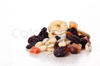 Billede af 'rosin, snack, snacks'