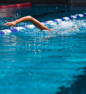 Image of 'swimming, pool, swimming pool'