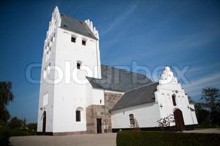Lutheran church in Denmark