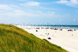 Billede af 'strand, badested, mennesker'