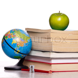 Image of 'school, book, books'