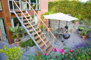Billede af 'have, terrasse, grille'