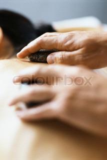 Image of 'massage, painful, pains'